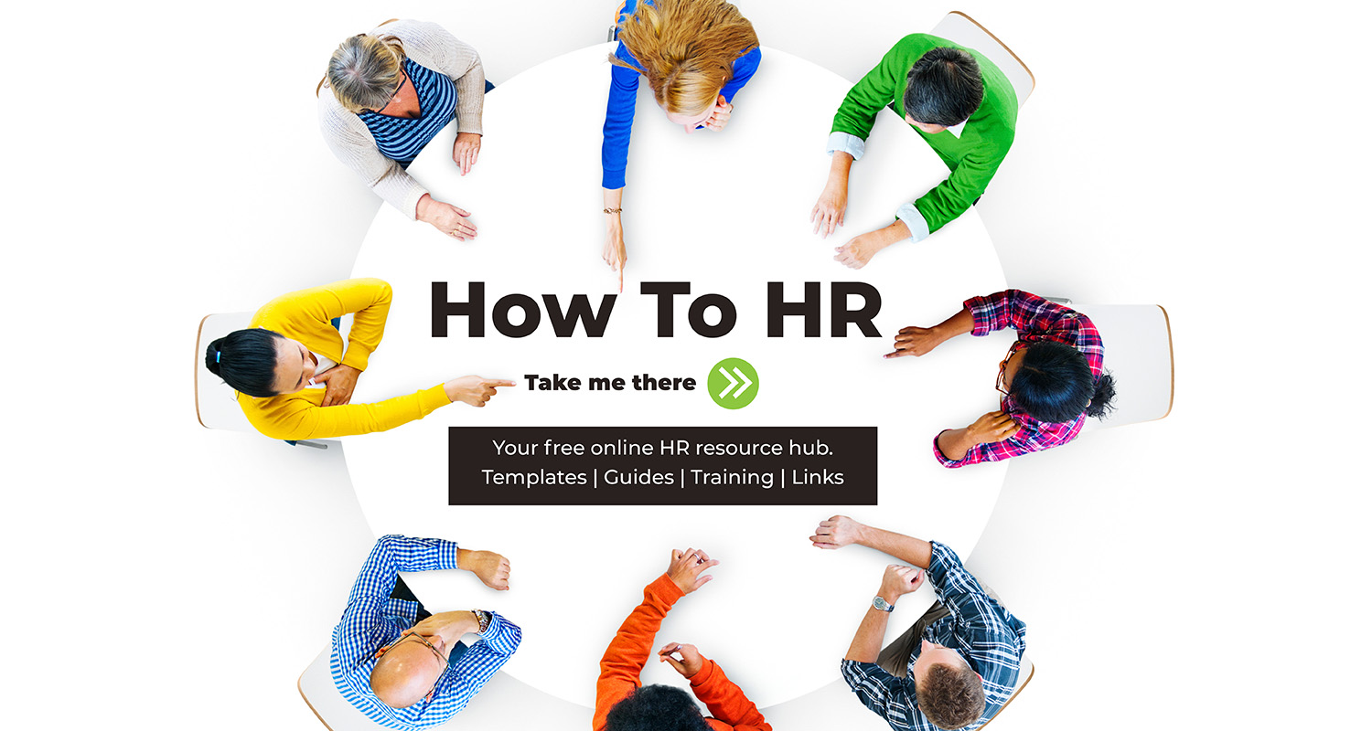 How To HR